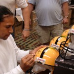 Polamalu Steelers Helmets