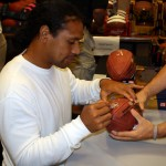 Polamalu Football signing